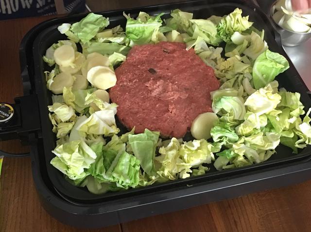 画像4: チーズハンバーグのダッカルビ