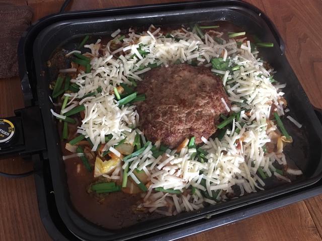 画像8: チーズハンバーグのダッカルビ