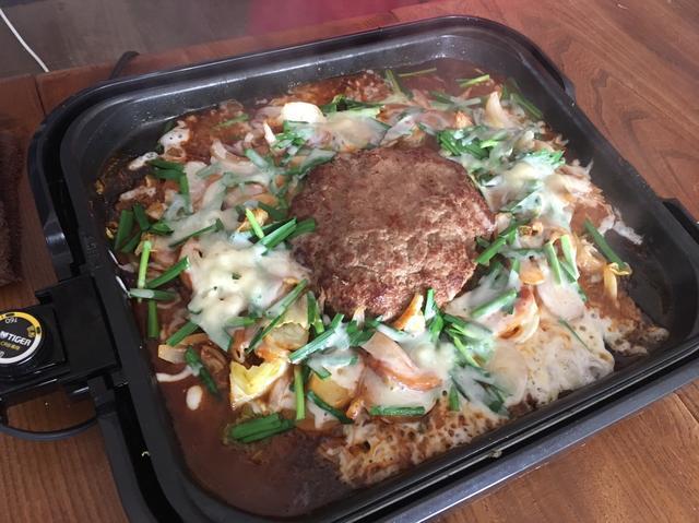 画像9: チーズハンバーグのダッカルビ