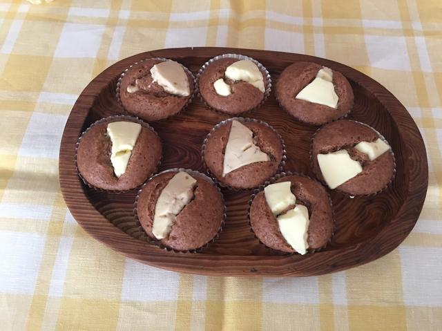 画像4: チーズデザート蒸しパン