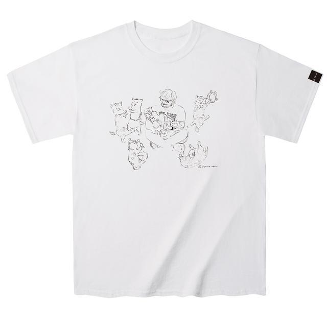画像1: ④【Ed Sheeran(エド・シーラン)】のTシャツ Mサイズを2名様に!