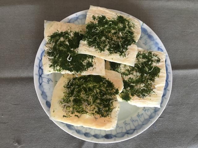 画像5: じゃこチーズせんべい