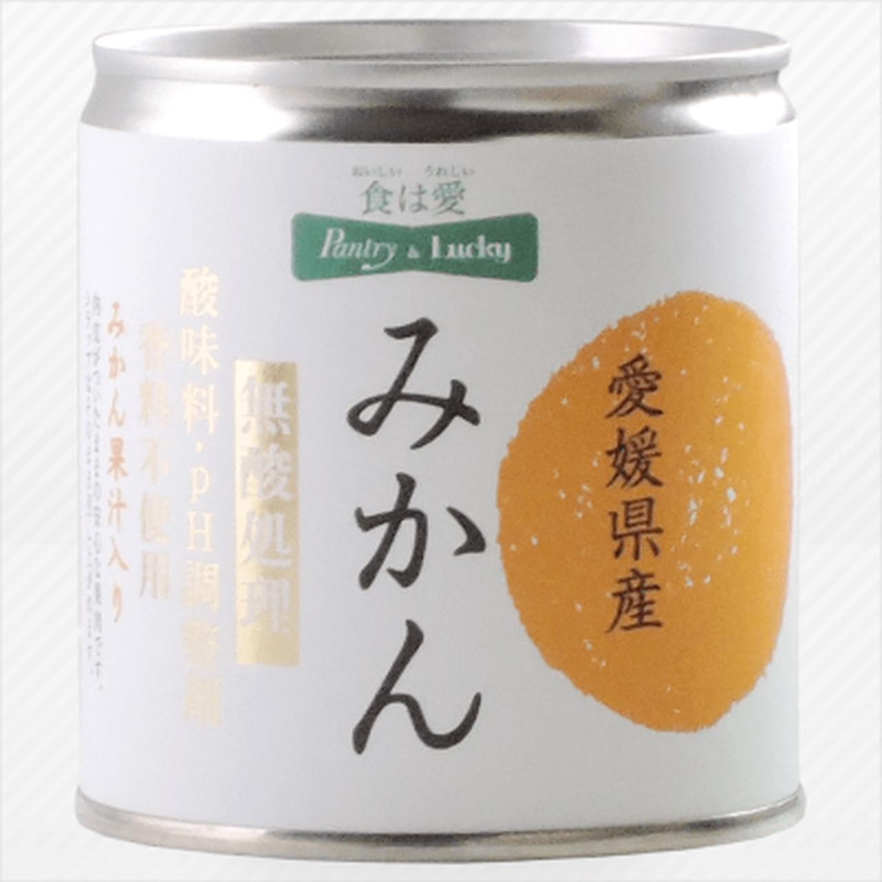 画像1: ③【オリジナル愛媛県産「みかん」と「しらぬい」の缶詰、各2つ】を3名様に!