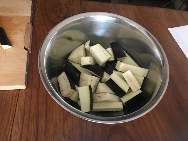 画像2: 茄子のアンチョビ&オリーブチーズ煮