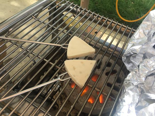 画像2: チーズデザートのキャラメリゼ