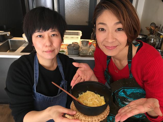 画像7: ホタテとチーズの玉子とじ