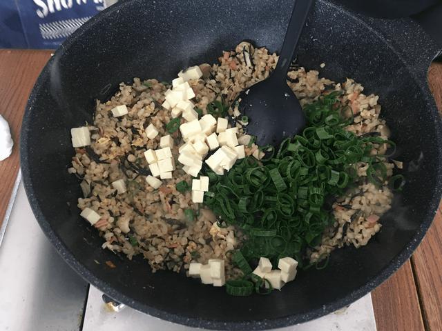 画像5: 玄米チーズチャーハン