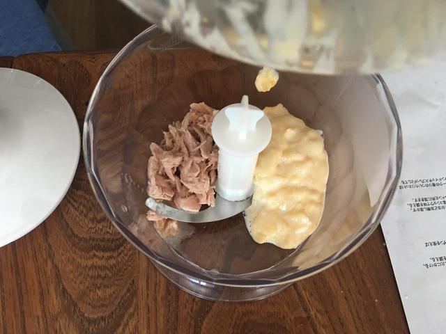 画像4: ツナとチーズのリエットスモーク味