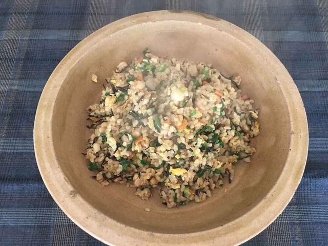 画像6: 玄米チーズチャーハン