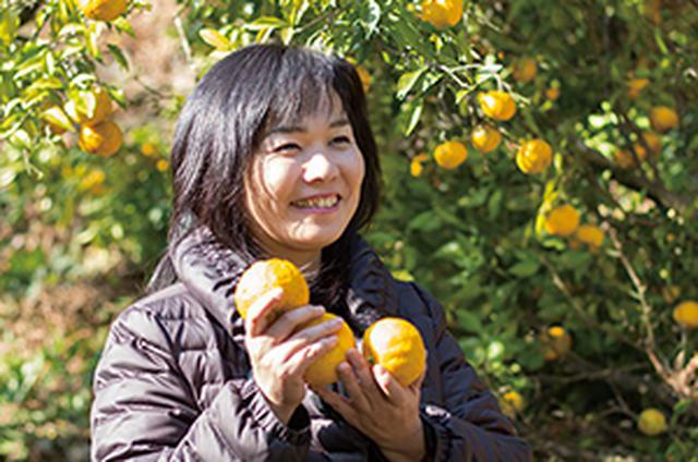画像: ゆらぎスタイルの岡山栄子が実生ゆずを主原料にしたオリジナルスキンケア商品やオリジナルケアメニューをご紹介。
