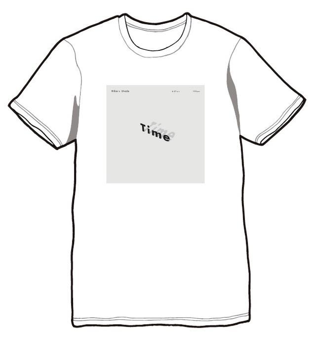 画像: ②宇多田ヒカル 新曲配信リリース【「Time」オリジナルTシャツ】を1名様に!
