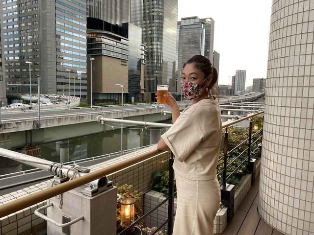 画像1: ANAクラウンプラザホテル大阪リバーサイドビアガーデン