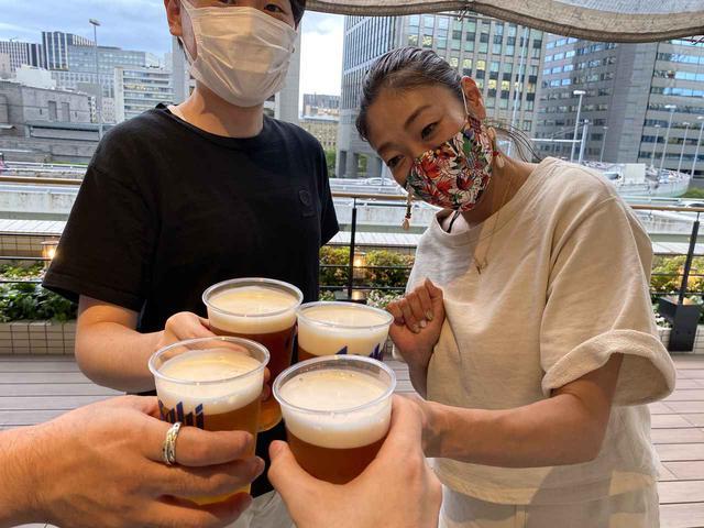 画像5: ANAクラウンプラザホテル大阪リバーサイドビアガーデン