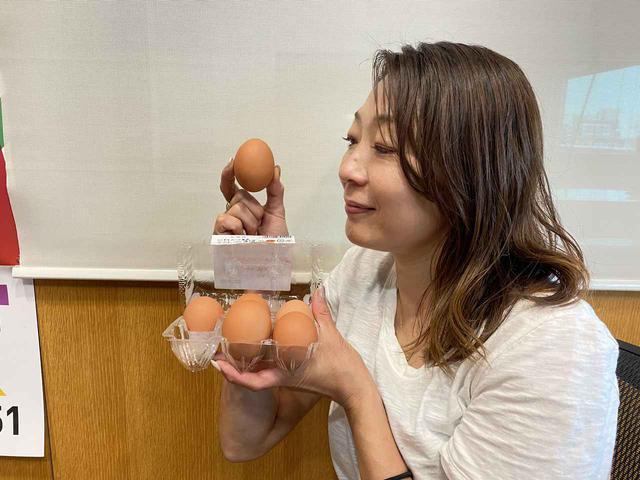 画像2: ★ 今日は「パントリー&ラッキー」さんの「平飼い卵・かえで」をご紹介!★