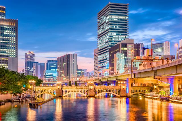 画像: ANAクラウンプラザホテル大阪 北新地・淀屋橋駅より徒歩約5分