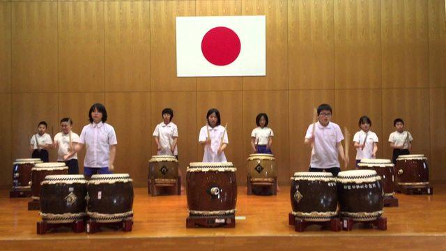 画像: 4/5OA 山村留学太鼓 www.youtube.com