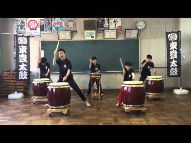 画像: 第5回 小さな音楽会「東豊太鼓」 www.youtube.com