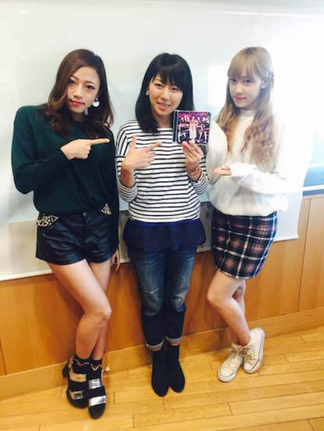 画像: 10月16日:ゲスト「Carat」Rinaさん,Risaさん