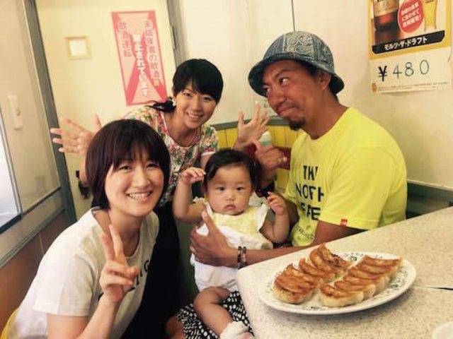 画像1: 7月17日:「大阪王 presents 彩名が行く!餃子世界化計画」