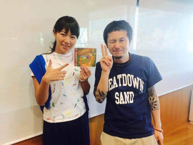画像: 9月11日:ゲスト「Ken Yokoyama」さん