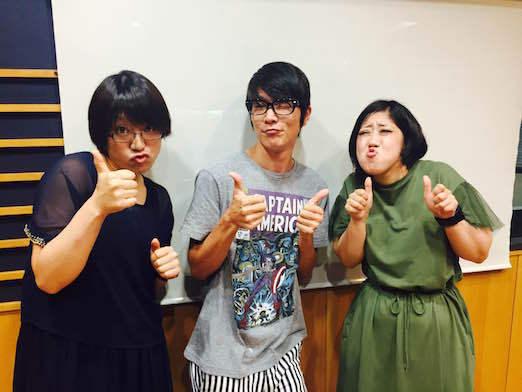 画像: 9月4日:「日本エレキテル連合」
