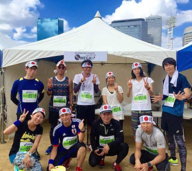 画像1: 9月27日:オーフェスなんMEGA!チーム大健闘!