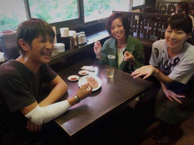 画像: 9月18日:「大阪王 presents 彩名が行く!餃子世界化計画 」