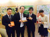 画像1: 今回お世話になったのは 「ピタットハウス阪急伊丹店」の ヤマモトさん、ナカニシさん、カワカミさん