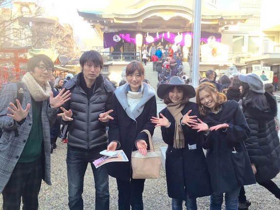 画像2: 「MK-twinty」MASUMIさん、KANAさん&小早川秀樹くん!