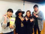 画像1: 「MK-twinty」MASUMIさん、KANAさん&小早川秀樹くん!