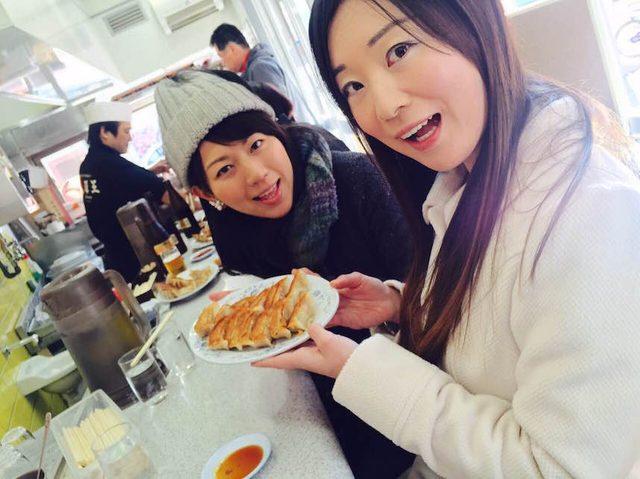 画像: 大阪王 presents 彩名が行く!餃子世界化計画 【大阪王の美味しい餃子 彩名と一緒に食べませんか〜?】