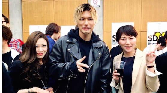 画像: 西内まりや さん ファンキー加藤さん