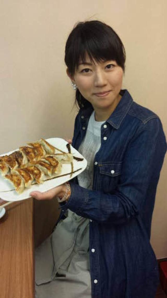 画像: 今回餃子を食べてもらったのは・・・ 大阪大学豊中キャンパスに通う ゆかぱいさん、ゆうかさん たゆさん、れんさん!