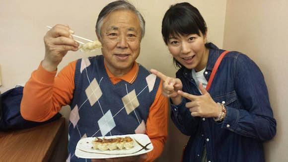 画像: 4月22日:大阪王 presents 彩名が行く! 餃子世界化計画!