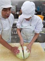 画像3: 今回は大阪王の餃子のおいしさの秘密に迫ろう! ということで大阪市鶴見区にある 大阪王 製造工場直売店を取材させていただきました!