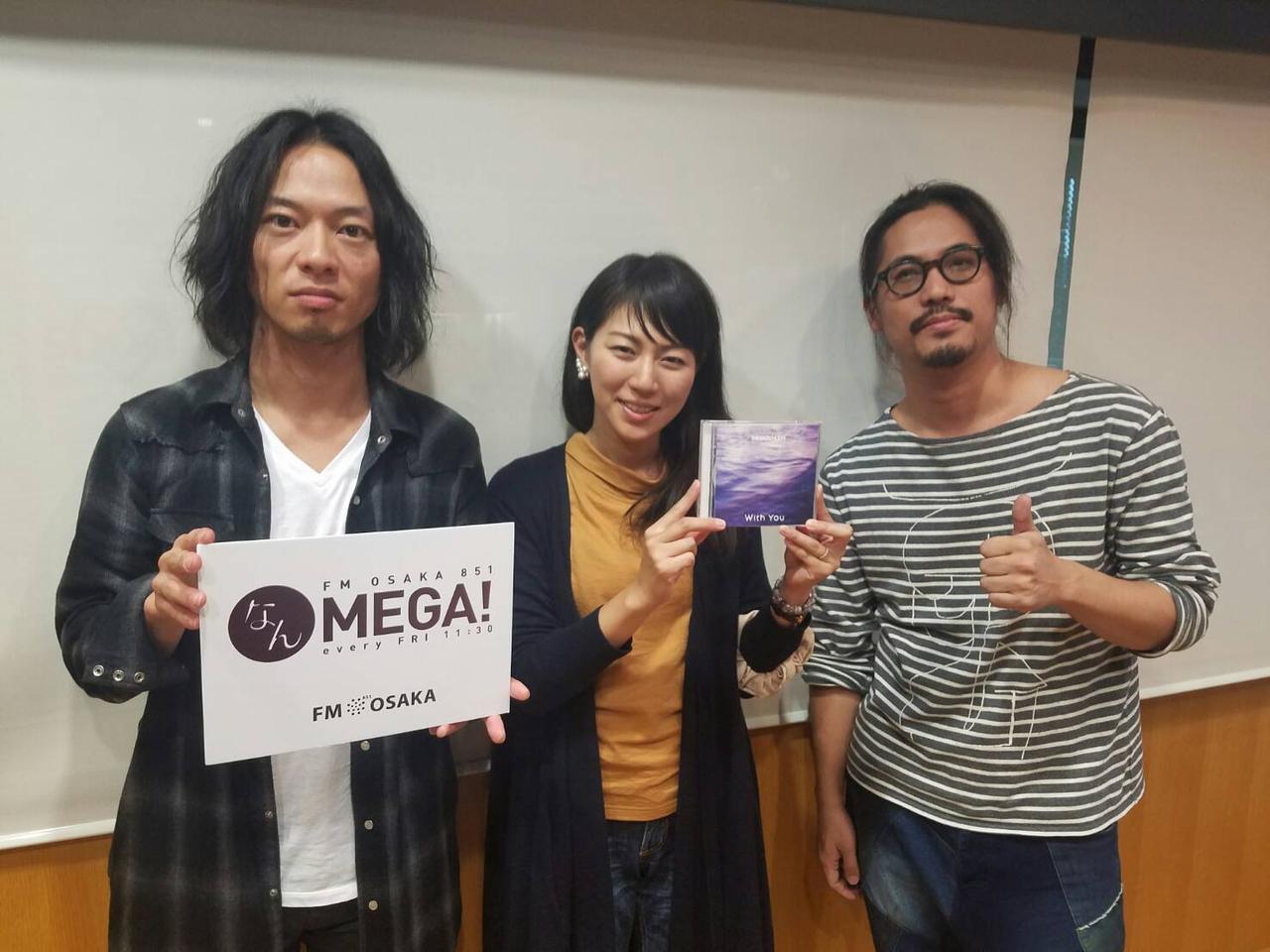 画像: 11月4日:ゲスト「THE BACK HORN」 (VO)山田将司さん、(Gu)菅波栄純さん