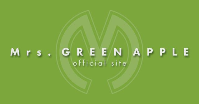 画像: Mrs. GREEN APPLE official site