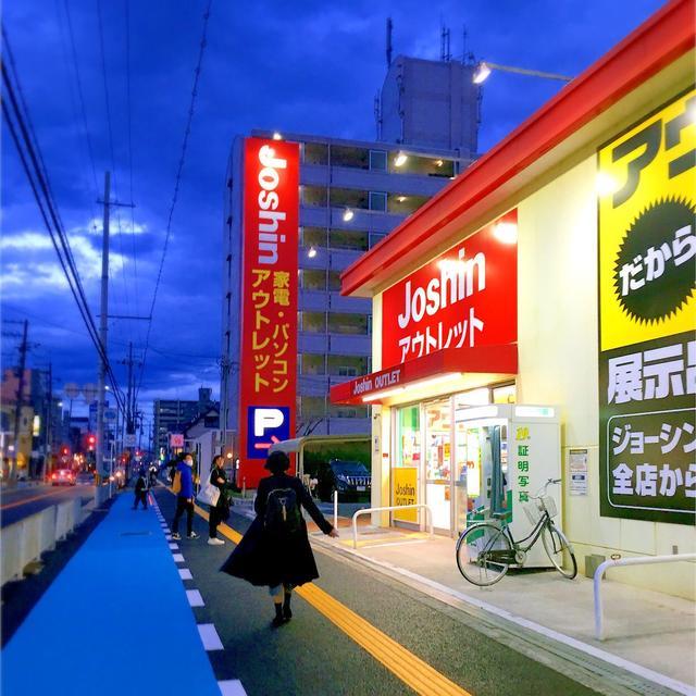 画像2: お話をお伺いしたのは・・・Joshinアウトレット北花田店の和田さん!