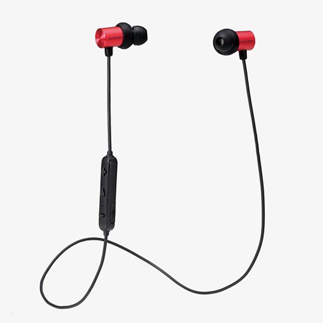 画像: Bluetooth(R)ワイヤレスヘッドホン - LBT-HPC21MPRD