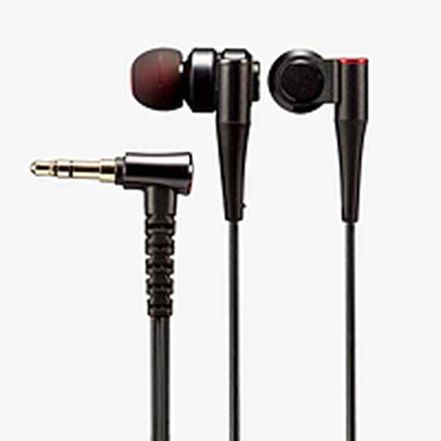 画像: ハイレゾ音源対応ステレオヘッドホン - EHP-DH1000ABK