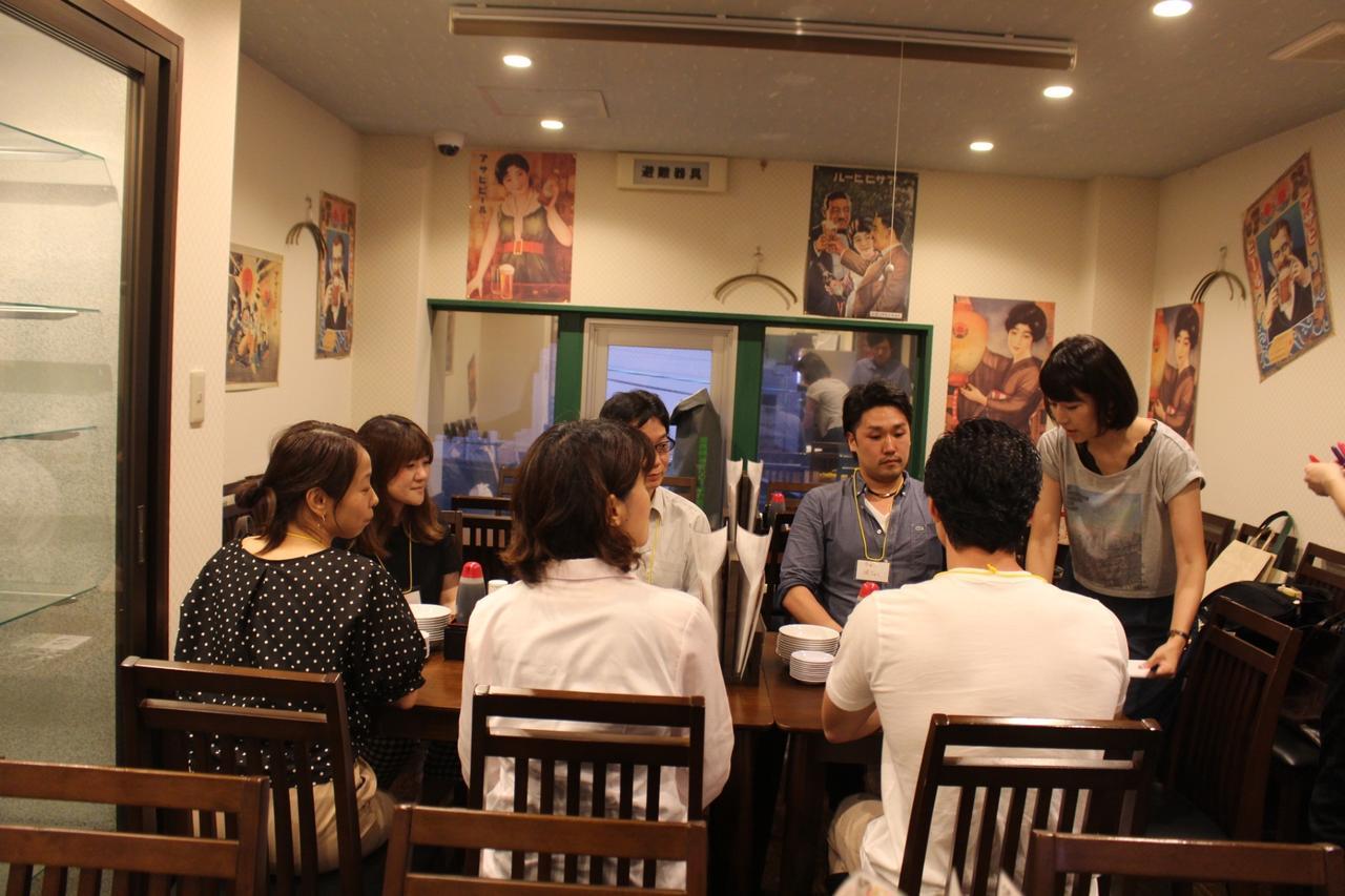 画像: 7月27日:大阪王 presents 彩名が行く!餃子世界化計画