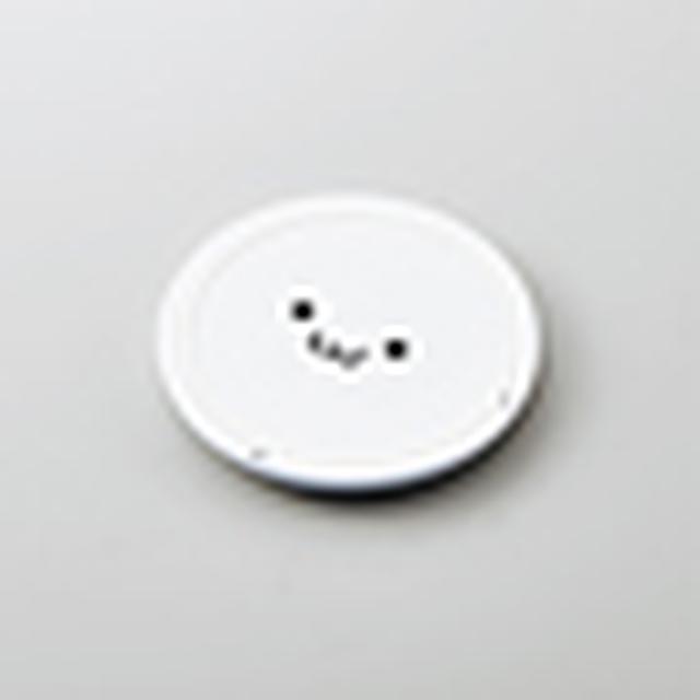 画像: Qi規格対応ワイヤレス充電器(5W) - W-QA03BK