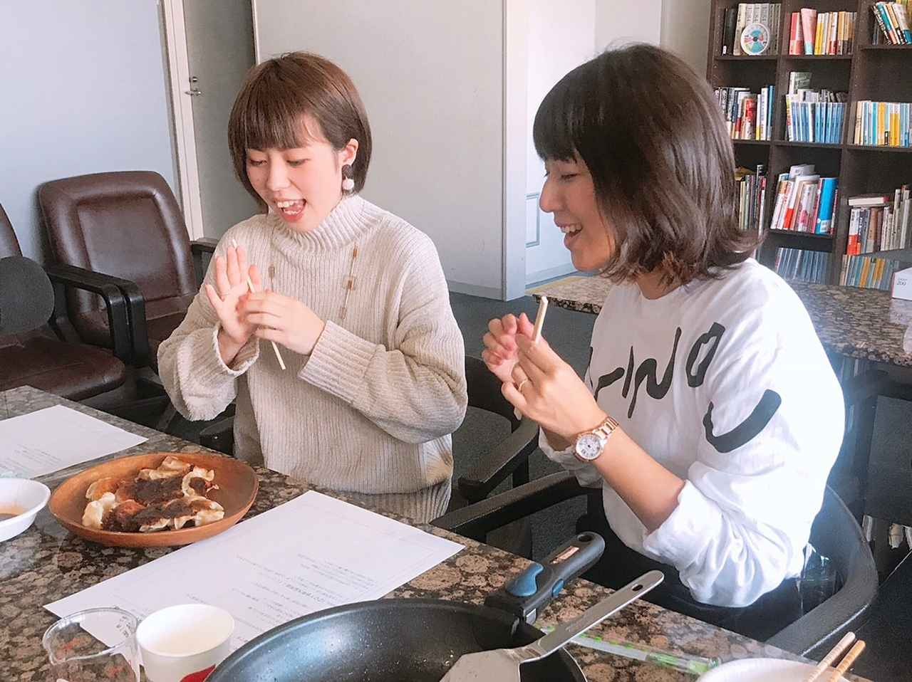 画像2: 12月28日:大阪王 presents 彩名が行く!餃子世界化計画