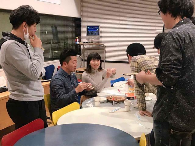 画像2: 1月25日:大阪王 presents 彩名が行く!餃子世界化計画