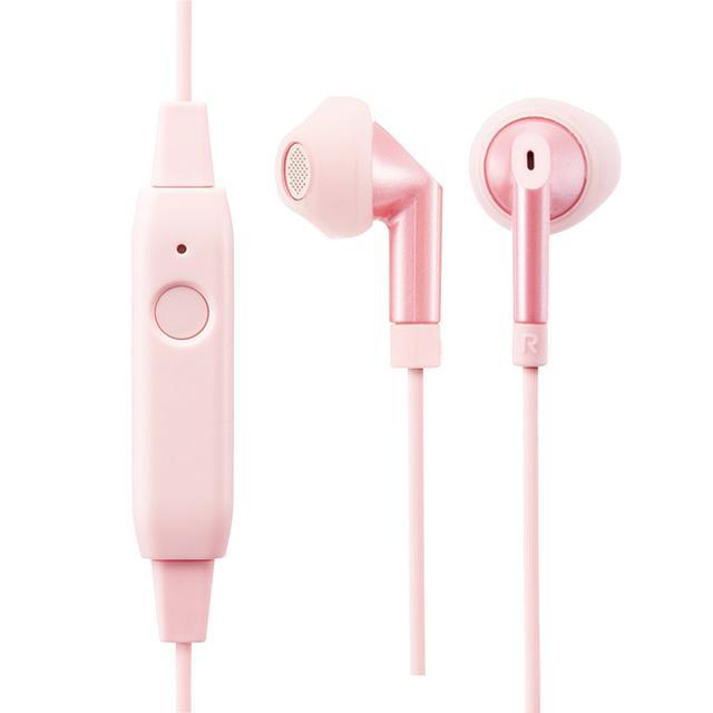 """画像: Bluetooth(R)ワイヤレスヘッドホン""""PINK PINK PINK"""" - LBT-F11IP2"""