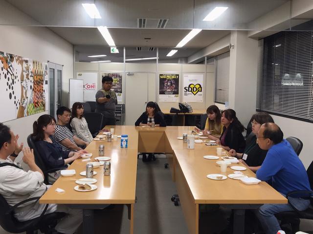 画像2: 6月21日:「大阪王 presents 彩名が行く!餃子世界化計画」