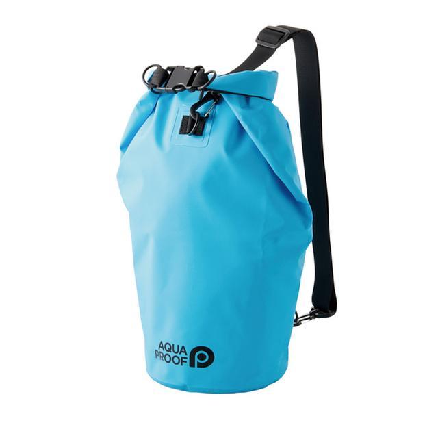 画像: 防水・防塵バッグ/ドライバッグ - P-WPBD10BU