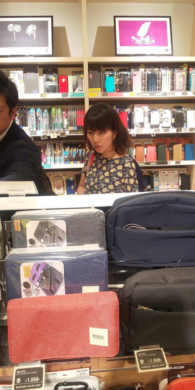 画像2: 『なんMEGA!』~Elecom Design Shop グランフロント大阪店にお邪魔しました~