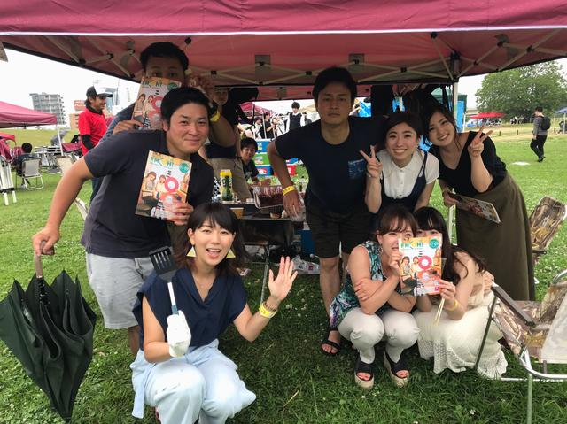 画像4: 7月26日:「大阪王 presents 彩名が行く!餃子世界化計画」