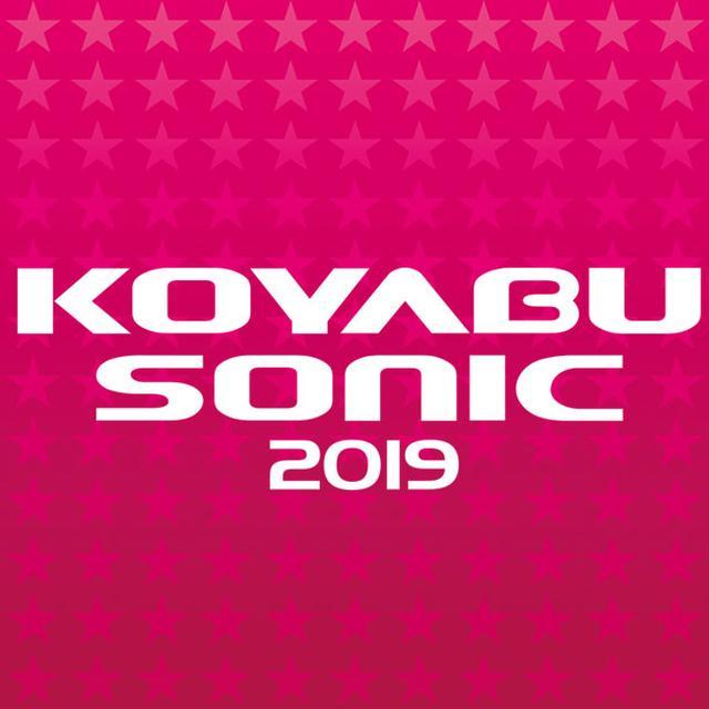 画像: KOYABU SONIC 2019